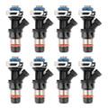 Delphi Fuel Injectors 8pcs For GMC Sierra 1500 2500 3500 Envoy 01-06