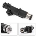 Delphi Fuel Injectors 8pcs For Peugeot 206 307 406 407 607 806 807 EXPERT Black