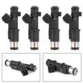 4Pcs Delphi Fuel Injectors 8pcs For Peugeot 206 307 406 407 607 806 807 EXPERT Black