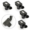 4X PDC Parking Sensor for LEXUS RX350 RX450h Prius 16-18 RX350L 18 RX450h RX450hl 18 Black