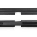 4PCS 75722-60080 Weatherstrip Window Belt Moulding For Toyota Land Cruiser Prado 120 Series 2003-2009 Black