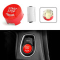 Start Stop Engine Button Switch Cover For BMW F20 F21 12-18 F22 F23 15-18 F30 F31 12-18 F32 F33 X5 14-18 F10 F11 X3 11-18 F12 F13 12-18 F01 F02 09-18 X1 18 X4 15-18 Red