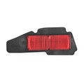 Air Filter Cleaner Element Replacement For Yamaha HW125 XENTER 12-19 HW150 12-17 Majesty-S 125 14-17 SMAX 15-19 XC125R 14-15 FORCE 155 Red