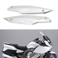 Windshield Windscreen Plating Pressure Plate For BMW K1600GTL Chrome