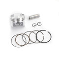Piston Rings Pin Clips Kit 38.25mm For Honda CHF50 02-09 CHF50A 04 CHF50S 06-09 CHF50S 04-05 CHF50P 02-05 CHF50PA 04 CHF50PS 04-05 NPS50 08-09 NPS50S 04-09