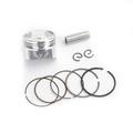 Piston Pin Ring Kit Bore Size ?38.50mm For Honda CHF50 02-09 CHF50A 04 CHF50S 06-09 CHF50S 04-05 CHF50P 02-05 CHF50PA 04 NPS50 08-09 NPS50 03-17 NPS50S 04-09