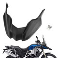 Front Fender Beak Extension For BMW F650GS F800GS 08-12 Black