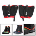 Waterproof Low Trail Leg Gaiters Ankle Protection Anti-Tear Shoes Covers