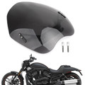 Windshield Windscreen For Harley VRSCF V-ROD MUSCLE Gray
