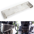 Stainless Steel Radiator Guard Prorector For Yamaha XJR 1300 XJR1300 98-08 Silver