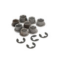 Door Hinge Pin Bushing Kit For GMC S15 Pickup GMC Sonoma 95-04 Jimmy 95-01