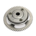 STARTER CLUTCH ENHANCED ROLLERS FOR Yamaha YFM125 Grizzly 125 2X4 04-13 YFM125GH 04-08 YFA-1 YFA125 89-04 XC125 Cygnus 88-93 Riva XC125 85-01
