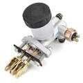 UTV Brake Master Cylinder Hydraulic For Kandi KD-110 KD-150 KD-250 Buggy Go Kart Silver