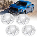 4pcs Hub Wheel Center Caps For Ford F-150 16x7 Expedition 97-04 Chrome