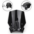 ABS Windshield Windscreen Wind Shield Protector For Honda CB1000R/CB650R 18-19 Black