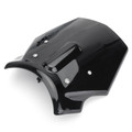 ABS Windshield Windscreen Wind Shield Protector For Honda CB1000R/CB650R 18-19 Black