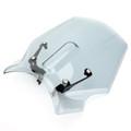 ABS Windshield Windscreen Wind Shield Protector For Honda CB1000R/CB650R 18-19 Gray