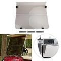 Folding Windshield Fit For Yamaha G14 G16 G19 Golf Cart Part 1995-2003 Smoke