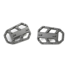 Foot Pedals Footpegs For BMW G310GS 17-19 S1000XR 15-19 BMW R1200GS (Adv.)13-19 Titanium