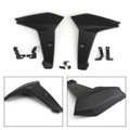 Fairing Radiator Cooler Side Panels Protector for Yamaha MT-09 FZ-09 FJ-09 14-16 Black