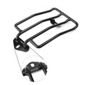 Solo Seat Luggage Rack W/ Bolts For Harley Sportster - XL 883R 05-06 Sportster (EFI) - XL 883 07-08 Black