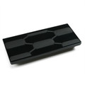 Grill Garnish Radiator Sensor Cover For Tundra 2019 53141-34010 Black