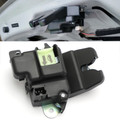 Rear Tailgate Trunk Latch 81230-3X010 For Elantra Sedan 11-16 Elantra Coupe 13-14