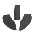 Side Tank Traction Pads Gas Knee Grip Protector For BMW R NINE T 14-17 Black
