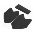 Side Tank Traction Pads Gas Knee Grip Protector For BMW R1200GS LC ADV 08-17 Black