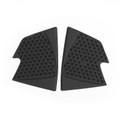 Side Tank Traction Pads Gas Knee Grip Protector For KTM DUKE 125 200 390 12-16 Black