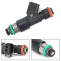 Fuel Injectors For Chevrolet Avalanche 5.3L 6.0L 07-09 Express 1500 5.3L 08-09 4.3L 6.0L 5.3L Tahoe 07-09 Black
