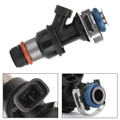Fuel Injector For Chevy S10 Gmc Sonoma 2.2L 25325012 00-13 Black