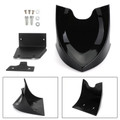 Front Chin Spoiler Air Dam Fairing For Sportster XL883 XL1200 48 72 04-19 Gblack
