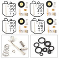 4x Air Cut Off Valve carb Carburetor Repair Rebuild Kit For Honda CB750K 1980-82