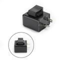 Turn signal 12V FLASHER 2 prongs Flash For Honda NX125 NX250 CBR125R CBR125RW CB125 CD250 CB350 CB360 CB550 CB500 CL350 CN250 GL1000