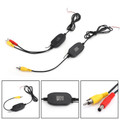 2.4GHz Wireless Video Transmitter and Receiver For Vehicle Backup/Front Camera