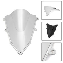 ABS Plastic Windshield Windscreen For Honda CBR650R CBR 650 R 2019 Chrome