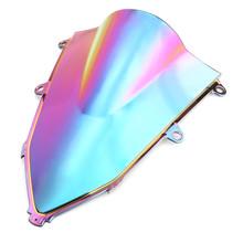 ABS Plastic Windshield Windscreen For Honda CBR650R CBR 650 R 2019 Iridium