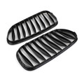 Kidney Grille For BMW E85 E86 Z4 2003-04-05-06-07-2008 Black