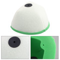 Air Filter Cleaner Element Replacement Fit For Kawasaki KX250 KX252 KX250F 17-20 KX450 KX450F 16-18 Green