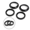 Fork Oil Dust Seal Repair Rebuild Kit 56-137 41-7133 22-56137 43mm