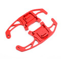 Steering Wheel Shift Paddle Extension For Volkswagen Golf MK7 15-17 Volkswagen Scirocco R 15-16 Red