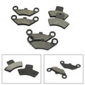 ATV Front & Rear Brake Pads For Polaris Sportsman 500 4x4 98-2002 4x4 DUSE 01-02