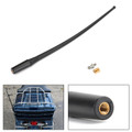 "1 pc 13"" Moto Radio Antenna Masts AM FM XM For Electra Glides, Road Glides, Street Glides, Tour Glides & '09-'19 Trikes (except Freewheeler£©AM/FM/WB or CB Applications 89-19"