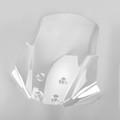 Windshield Windscreen For Kawasaki Versys-X300 2017-2019 Clear