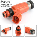 Fuel Injectors CDH210 880887T For Yamaha F115 HP Outboard 2000-2011 Brown