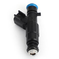4-Hole Upgrade Fuel Injectors For Cherokee Grand Cherokee Black