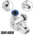 Gear Shift Joint Manual Shifter Linkage 35047-Ac030 For Subaru Legacy and Outback Manual 97-05 Forester Manual 98-04 Impreza Manual 95-05 Silver