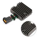 Voltage Rectifier Regulator For Yamaha Four-Stroke Outboard 50-70 / 115 Hp 4-Stroke F50 F60 FT50 FT60 11-17 F70 10-17 F115 07-13 FL115 06-13