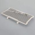 Stainless Steel Radiator Guard Prorector  for Kawasaki ER-6F ER-6N 12-16 Silver